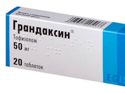 грандаксин при панических атаках