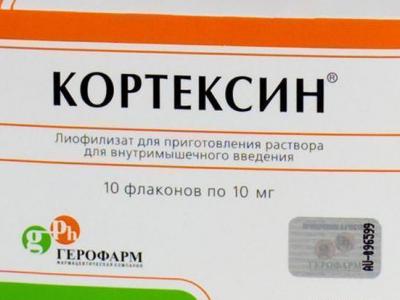 кортексин при панических атаках