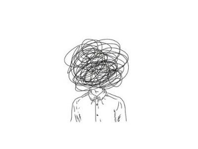 путаются мысли в голове перед сном