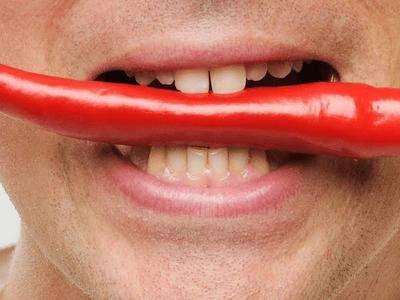 сильное жжение во рту при всд