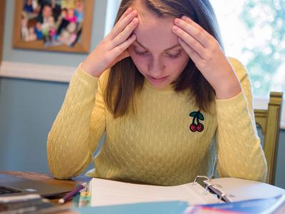 симптомы тревожности у подростка