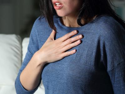 сдавленность в груди при ковиде